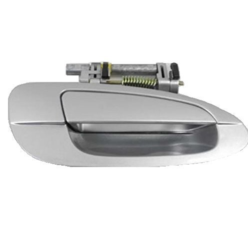 02-06 Nissan Altima Front Right Passenger Side Outside Exterior Door Handle (KY1 Light Silver Metallic) (Door Handle 2005 Nissan Altima compare prices)
