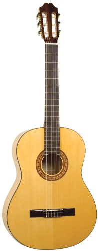 Antonio Hermosa AH-15 Flamenco Guitar, Cypress