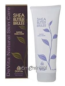 Devita Shea Butter BruleeTahitian Vanilla Bean -- 7 oz by Devita