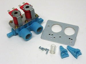 Kitchen - Aid Washer / Washing Machine Inlet Water Valve Replacementfor Part # 3360391