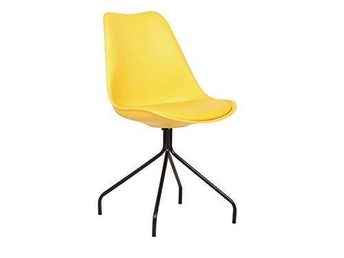 Massivum-80003640-Stuhl-California-Plastik-gelb-54-x-48-x-81-cm