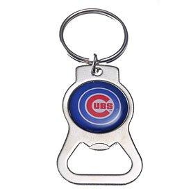 Chicago Cubs MLB Baseball Metal Bottle Opener Key Chain