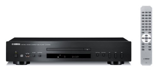 Yamaha CDS300BL Compact Disc Player with MP3 and WMA Compatabilty Black Friday & Cyber Monday 2014