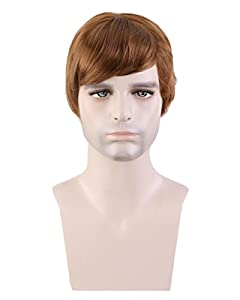 Fashion Men's Short Layered Wig (Model: Jf010471) by Cool2day