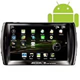 Archos 5 16GB Internet Tablet with Android (Black)