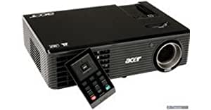 Acer X110P DLP Projector (nVidia 3D Vision Ready, 4000:1, 2700 ANSI Lumens, 800x600 SVGA) (discontinued by manufacturer)