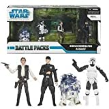 Star Wars Legacy Collection Battle Pack Shield Generator Assault