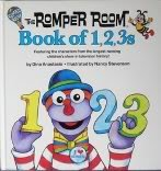 The Romper Room book of 1, 2, 3s (0385183127) by Anastasio, Dina