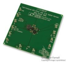 Linear Technology - Dc1160A - Eval Board, Lt3518 Led Driver