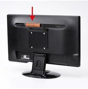 アウトレット SANWA SUPPLY VESAマウント取付けテレビハンドル MR-VESA5