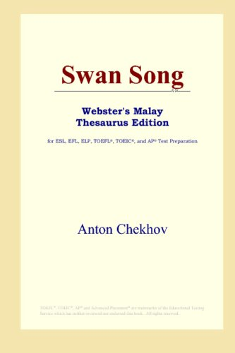 Swan Song (Webster