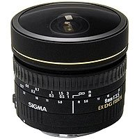The Electronics World |   Sigma 8mm f/3.5 EX DG Circular Fisheye Lens for Canon SLR Cameras