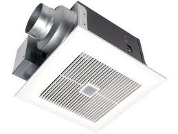 Panasonic FV-08VKM3 WhisperGreen 80 CFM Bathroom Fan motion sensor 0 30~70 CFM variable <0.3 sone