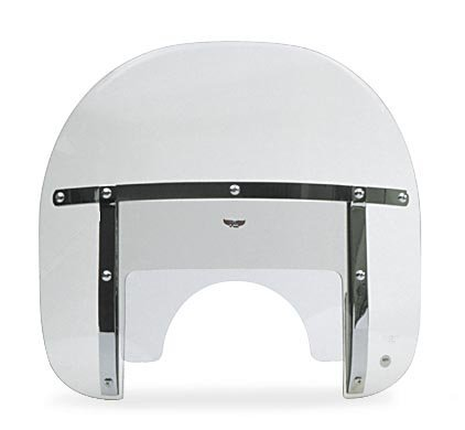National Cycle Chopped Heavy Duty Windshield N2270 (Kawasaki Vulcan 900 Windshield compare prices)