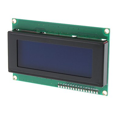 Zcl The Lcd2004 Adapter Plate Arduino Iic/I2C Interface With Lcd Screen