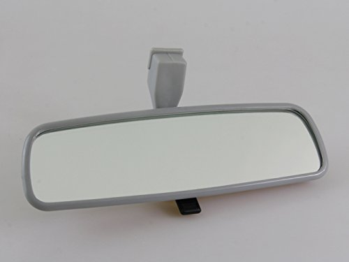 1997-05 TOYOTA HILUX LN145 LN165 LN166 LN167 RZN180 Tiger REAR VIEW MIRROR GRAY (Toyota Hilux Ln166 compare prices)