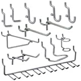 Stanley 819841 Pegboard Hook Assortment, 51-Piece