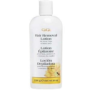 Amazon.com : Gigi Hair Removal Lotion, 8 Ounce : Depilatories : Beauty