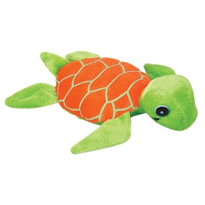 7-Inch Mini Plush Sea Turtle Turtles - 1