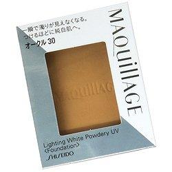 Shiseido マキアージュ ライティング ホワイトパウダリー UV SPF25・PA++ 10g ファンデーション 内容量 10g
