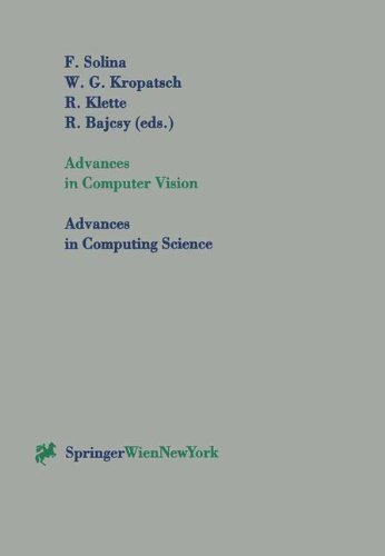 Advances in Computer Vision (Advances in Computing Sciences)