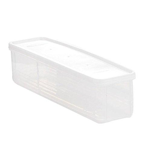 Topbeu Multifunction Plastic Spaghetti Box Cutlery Noodle Storage Box Chopsticks Boxes