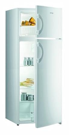 Gorenje RF4141AW réfrigérateur-congélateur - réfrigérateurs-congélateurs (Autonome, Blanc, Placé en haut, A+, ST, Non, 4*)