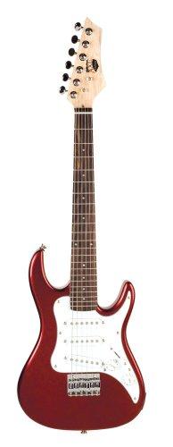 Axl Headliner Series Electric Guitar, 3/4-Sized, Metallic Red