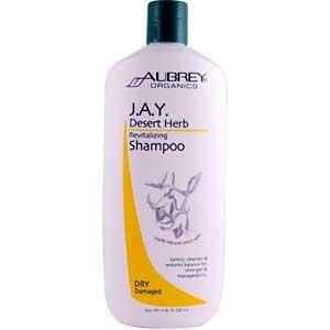 J.A.Y. Shampoo Aubrey Organics 16 Oz Liquid