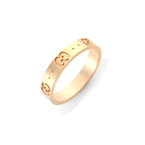 グッチ GUCCI レディース リング 指輪 JP15号 073230-09850/8000/15 ゴールド【並行輸入品】