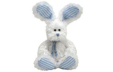 Beanie Babies 2.0 Hopsy White/Blue Bunny