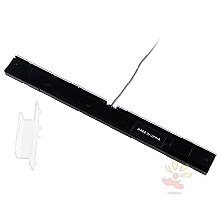 Everydaysource For NINTENDO Wii Wired Sensor Bar , Black