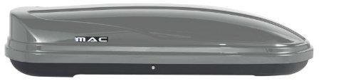 Dachbox MAC Monte Carlo 480 -480 L silber Neu