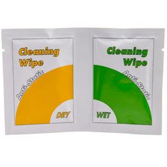 Dealsjungle Anti Static Screen Cleaning Wipes, Dry and Wet Sheets (16 Sets) (5 16 Glass Fuel Filter compare prices)