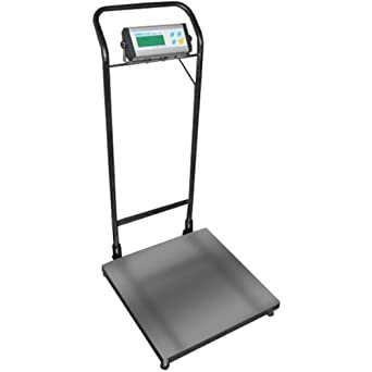 Adam Equipment CPWplus Wheeled Floor Scale