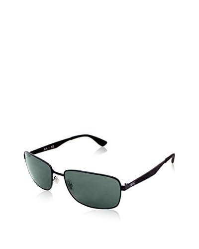 Ray-Ban Gafas de Sol 3529 (61 mm) Negro