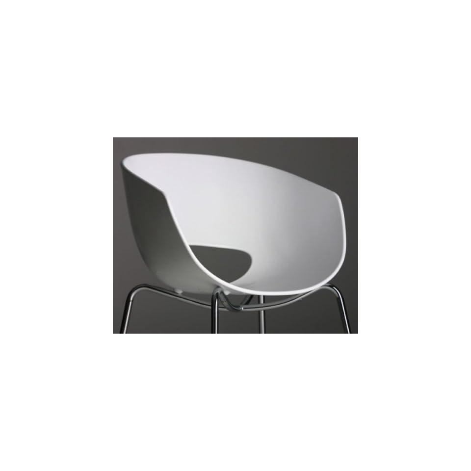 Stuhl Weiß Popscreen Orbit Haushalt Kücheamp; Eggshell On yvN8Omn0wP