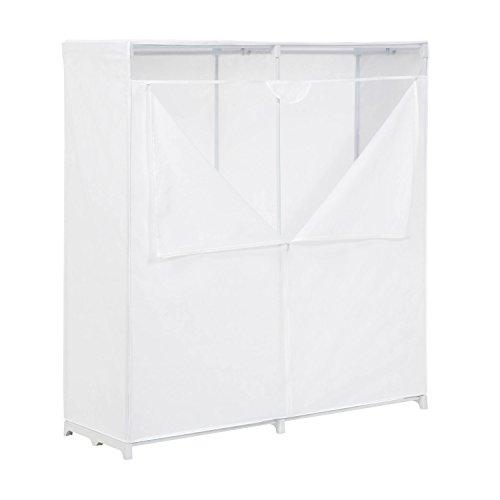 honey-can-do-wrd-01657-armario-163-x-50-cm-color-blanco