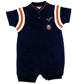 New York Islanders Light Weight Infant Team Short Romper - Buy New York Islanders Light Weight Infant Team Short Romper - Purchase New York Islanders Light Weight Infant Team Short Romper (Mighty Mac, Mighty Mac Apparel, Mighty Mac Toddler Boys Apparel, Apparel, Departments, Kids & Baby, Infants & Toddlers, Boys, Outerwear & Activewear)
