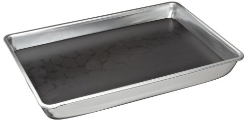 "American Educational Aluminum Dissecting Pan With Wax, 11"" Length X 7"" Width X 1-1/2"" Height"