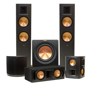klipsch rf 82 ii 6 piece bundle wrc 62 ii rs 52 ii and r. Black Bedroom Furniture Sets. Home Design Ideas
