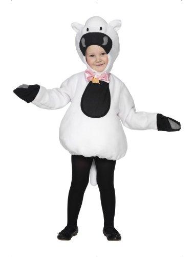 [Little Sheep Kids Costume] (Male Sheep Costume)