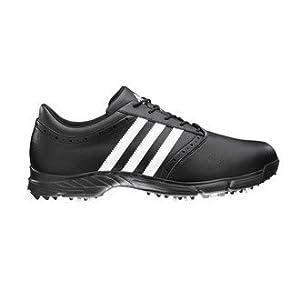 Adidas , Chaussures de golf pour homme - Noir - noir, 43