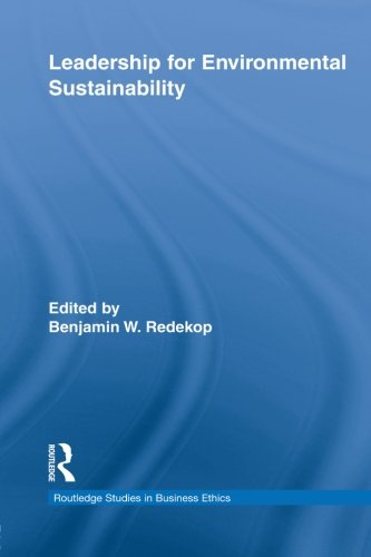 Leadership for Environmental Sustainability (Routledge...