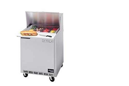 "Beverage-Air Food Prep Sandwich Prep Tables 27"" Spe27-12M-B"