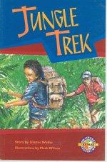 Jungle Trek PM Extras Chapter Sapphire: PM Extras Chapter Books Sapphire Set