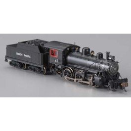 Bachmann Industries Alco 2-6-0 Atsf 9446 Steam Locomotive Car front-121609