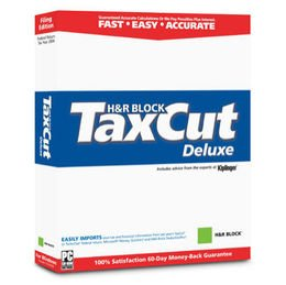 Taxcut 2004 Deluxe [Old Version]