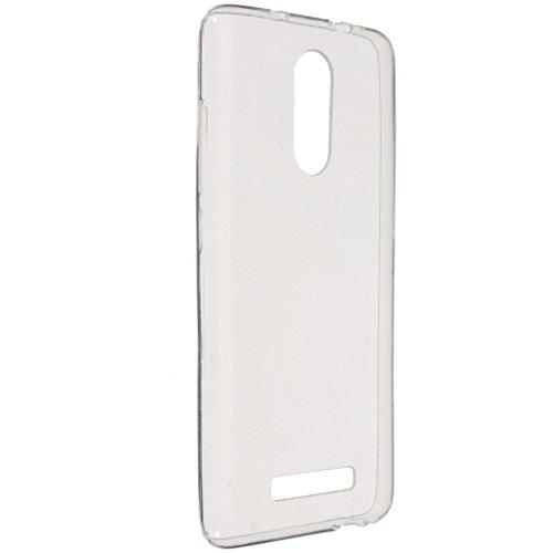 reputable site 2e8c2 7d947 SDO™ Dotted Finish Ultra Thin Silicone Soft Jelly Case Back Cover for  Xiaomi Redmi Note 3 - Transparent + Nano Sim Adapter