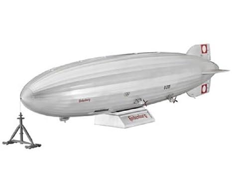 """Revell - 4802 - Maquette Classique à Peindre et à Coller - Luftschiff LZ-129 """"Hindenburg"""""""